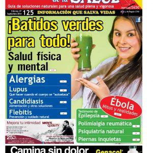 Edición 125 Batidos verdes Salud física y mental – El Guardián de la Salud Digital