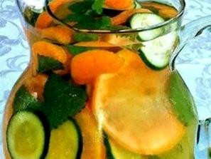 Bebida antioxidante de Quercetina
