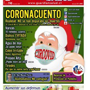 Edición 198 – CORONACUENTO – El Guardián de la Salud Digital